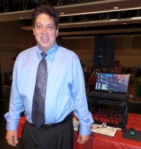 DJ Mike Unwin
