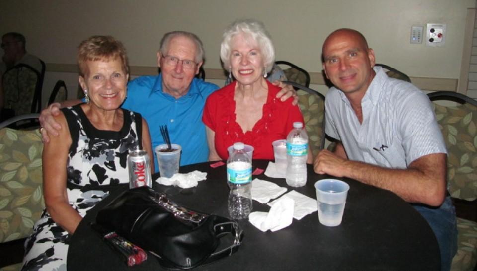 Singles dances for seniors